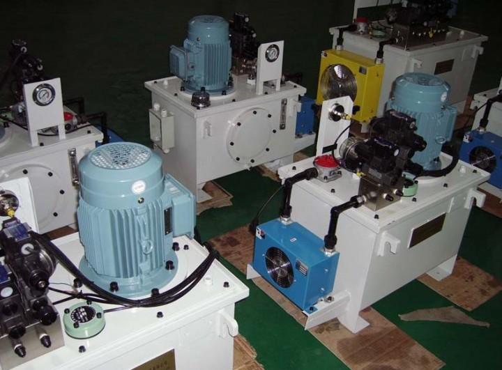 轻工机械液压系统