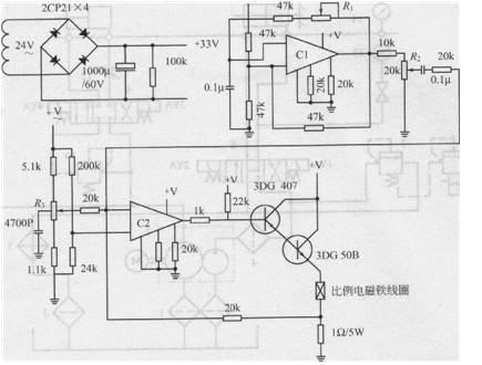 lo-600油冷却机电路原理图