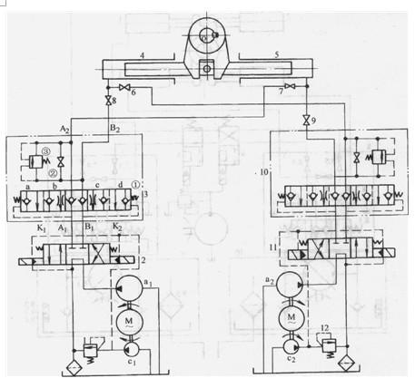 液压系统在船舶上的应用