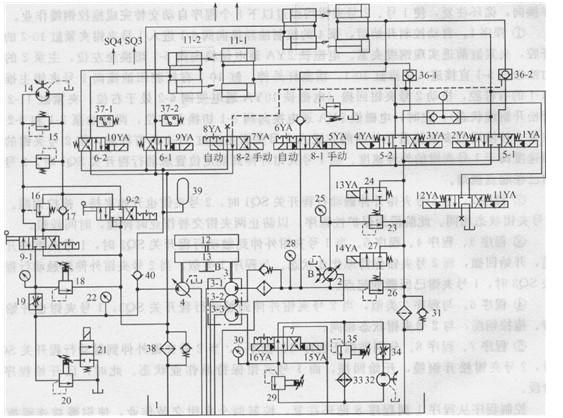 卷缆机采用人工手动控制.,有液压卷缆,液压放缆,自由放缆3种作业模式.图片