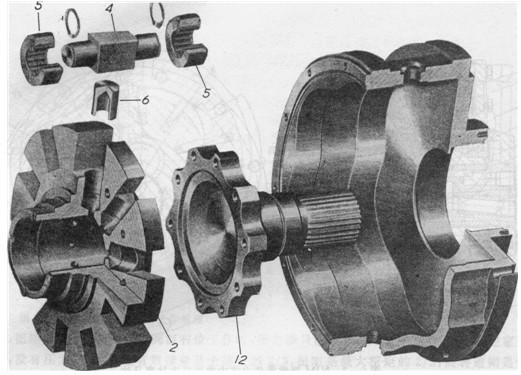 其他低速大扭矩液压马达