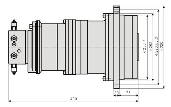 3-3000液压传动装置-及图片