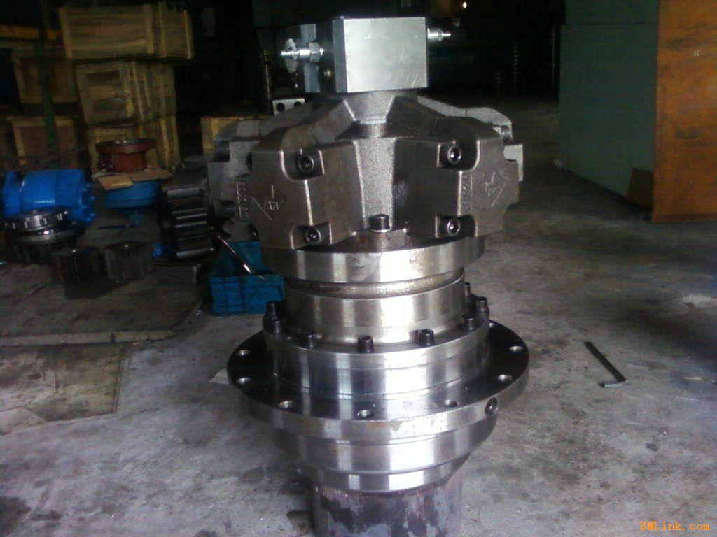 WK5系列液压回转传动装置