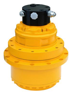 XZ系列履带(车轮)液压行走减速机(行走马达)产品介绍和型号说明