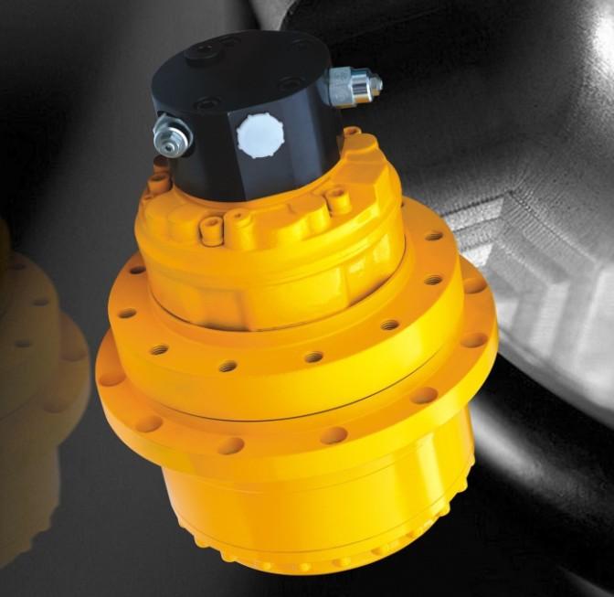 XZ系列履带(车轮)液压行走减速机