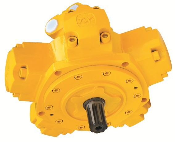 YLM3系列 400~1000牛米 低速大扭矩液压马达