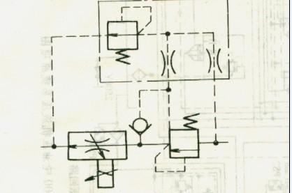 以往某些设备主缸的卸压大都是通过充液阀的预卸阀完成,由于结构所限图片